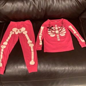 Gymboree skeleton PJ